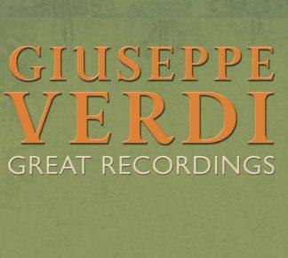 Photo No.1 of Giuseppe Verdi: Great Recordings