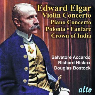 Photo No.1 of Sir Edward Elgar: Violin Concerto, Piano Concerto, Polonia