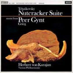 Photo No.1 of Tchaikovsky: Nutcracker Suite (LP)