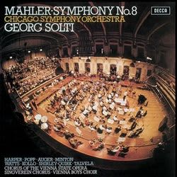 Photo No.1 of GUSTAV MAHLER: Symphony No. 8