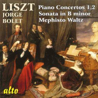 Photo No.1 of Liszt: Piano Concertos 1 & 2