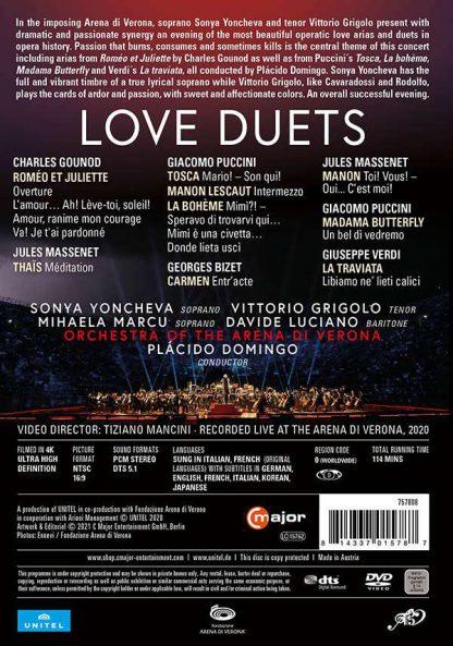 Photo No.2 of Sonya Yoncheva & Vittorio Grigolo - Love Duets