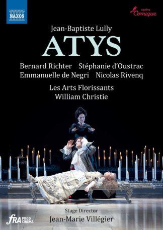 Photo No.1 of Jean-Baptiste Lully: Atys