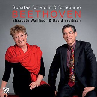 Photo No.1 of Beethoven: Sonatas for Violin and Fortepiano, Vol. 2