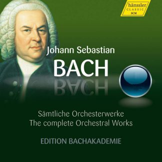 Photo No.1 of Johann Sebastian Bach: Complete Orchestral Works
