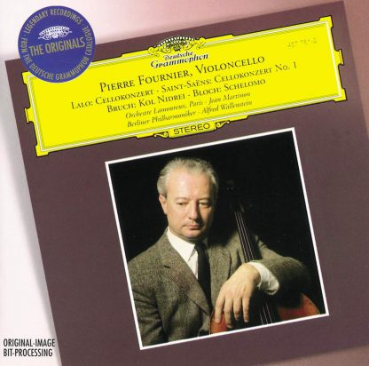Photo No.1 of Pierre Fournier - Cello Concertos