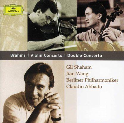 Photo No.1 of Johannes Brahms: Violin Concerto & Double Concerto