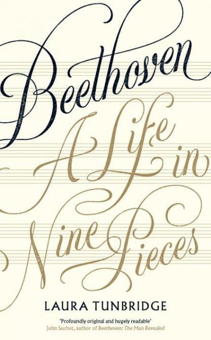 Photo No.1 of Beethoven: A Life in Nine Pieces (Book)