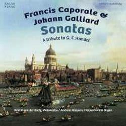 Photo No.1 of Francis Caporale & Johann Galliard: Sonatas