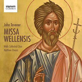 Photo No.1 of John Tavener: Missa Wellensis