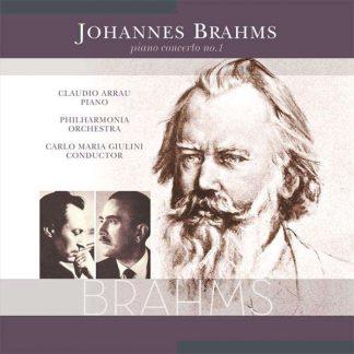 Photo No.1 of Johannes Brahms: Piano Concerto No. 1 (180g)