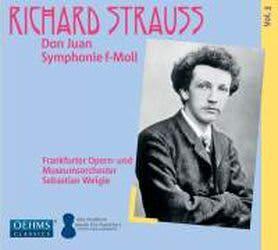 Photo No.1 of R. Strauss: Tone Poems Volume 3
