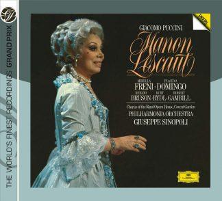 Photo No.1 of Giacomo Puccini: Manon Lescaut
