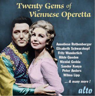 Photo No.1 of Twenty Gems of Viennese Operetta