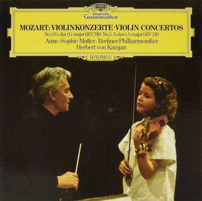 Photo No.1 of Mozart: Violin Concertos Nos. 3 & 5