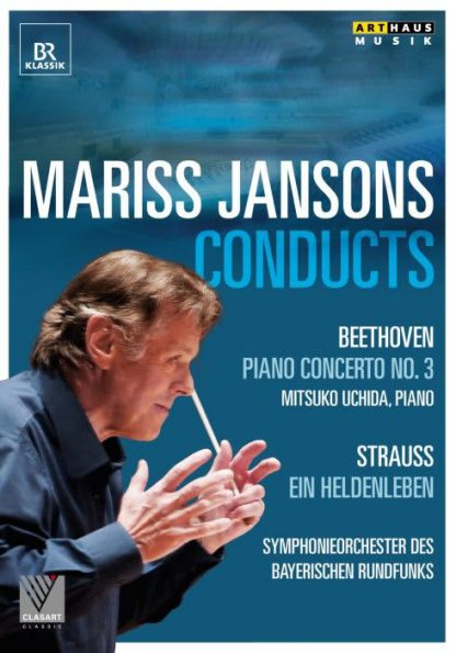 Photo No.1 of Mariss Jansons conducts Beethoven & Strauss