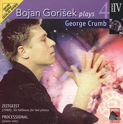 Photo No.1 of Gorisek plays George Crumb