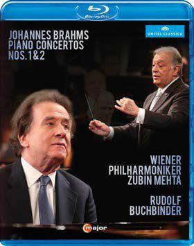 Photo No.1 of Brahms: Piano Concertos Nos 1, 2