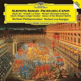 Photo No.1 of Albinoni: Adagio & Pachelbel: Canon - Vinyl Edition