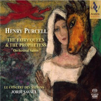 Photo No.1 of Henry Purcell: The Fairy Queen & The Prophetess