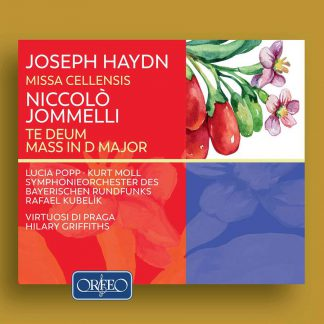 Photo No.1 of Haydn: Missa Cellensis & Jommelli: Te Deum and Mass in D major