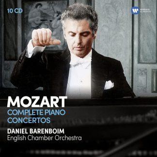 Photo No.1 of Wolfgang Amadeus Mozart: Piano Concertos Nos. 1-27 (Complete)