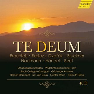 Photo No.1 of Te Deum (from Baroque to Contemporary)