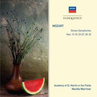 Photo No.1 of Mozart: Eleven Symphonies