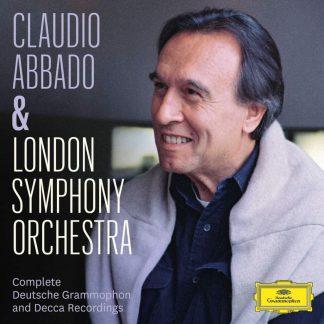 Photo No.1 of Claudio Abbado: Complete Deutsche Grammophon and Decca Recordings
