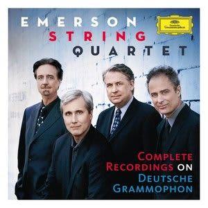 Photo No.1 of EMERSON STRING QUARTET: Complete Recordings on Deutsche Grammophon