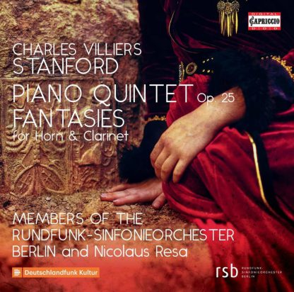 Photo No.1 of Sir Charles Villiers Stanford: Piano Quintet Op. 25