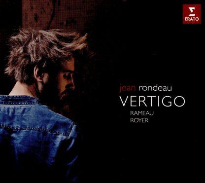 Photo No.1 of Vertigo: Jean Rondeau plays Royer & Rameau