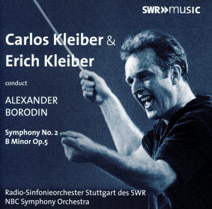 Photo No.1 of Carlos & Erich Kleiber Conduct Borodin: Symphony No. 2