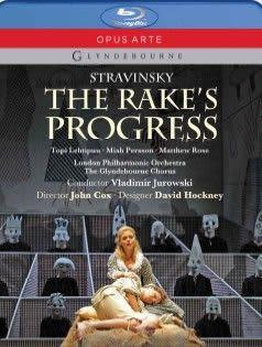 Photo No.1 of Stravinsky: The Rake's Progress