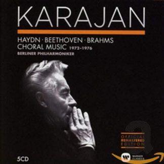 Photo No.1 of Herbert von Karajan Edition 10 - Choral Music II 1972-1976