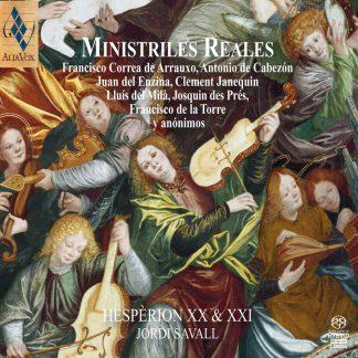 Photo No.1 of Ministriles Reales - Royal Minstrels (1450-1690)
