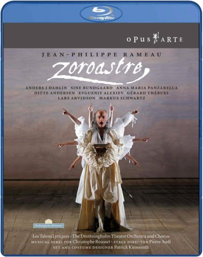 Photo No.1 of Rameau: Zoroastre