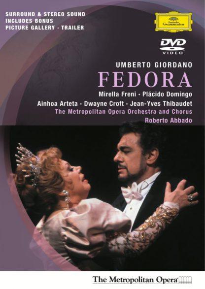 Photo No.1 of Umberto Giordano: Fedora