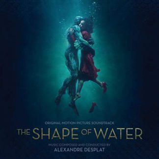 Photo No.1 of Desplat The Shape Of Water (Soundtrack)