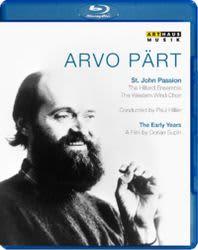 Photo No.1 of ARVO PÄRT: THE EARLY YEARS - A PORTRAIT   ST. JOHN PASSION