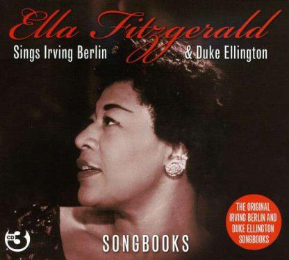 Photo No.1 of Ella Fitzgerald: Sings Irving Berlin & Duke Ellington Songbooks