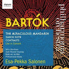 Photo No.1 of Bartók: The Miraculous Mandarin