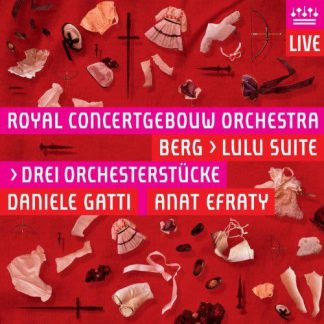 Photo No.1 of Berg: Lulu Suite & Drei Orchesterstücke