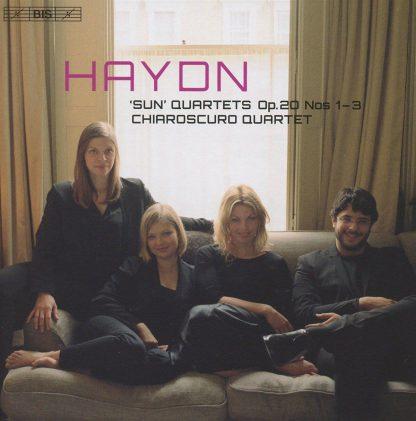 Photo No.1 of Haydn String Quartets Op. 20 (Nos. 1-3)
