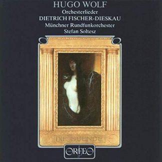Photo No.1 of Hugo Wolf: Orchesterlieder (120 g)