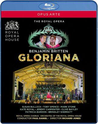 Photo No.1 of Benjamin Britten: Gloriana