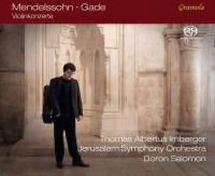 Photo No.1 of Mendelssohn & Gade: Violin Concertos