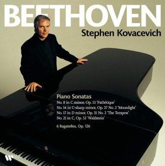 Photo No.1 of Ludwig van Beethoven: Piano Sonatas - Vinyl Edition (180g)