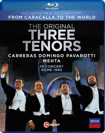 Photo No.1 of The Original Three Tenors - In Concert, Rome 1990