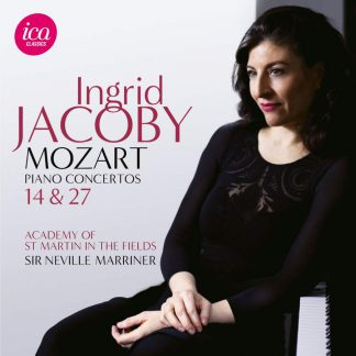 Photo No.1 of Ingrid Jacoby plays Mozart